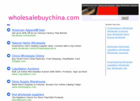 wholesalebuychina.com