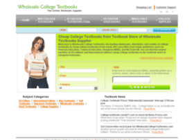wholesalecollegetextbooks.com