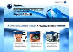 wholesalecontactlensco.com