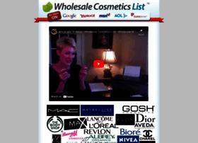 wholesalecosmeticslist.com