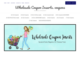 wholesalecouponinserts.com