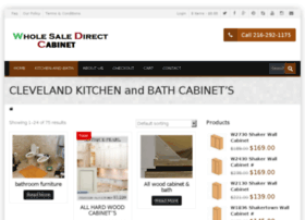 wholesaledirectcabinet.com