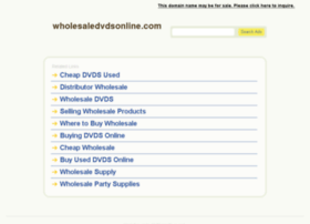 wholesaledvdsonline.com