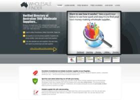 wholesalefinder.com.au