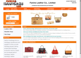 wholesalehandbagschina.net