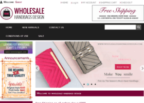 wholesalehandbagsdesign.com