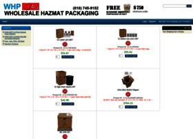 wholesalehazmatpackaging.com