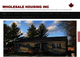 wholesalehousing.ca