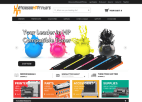 wholesalehpprinters.com