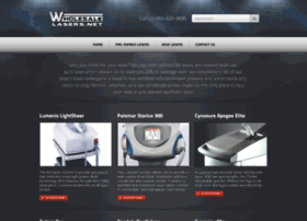 wholesalelasers.net
