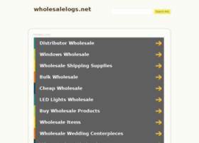 wholesalelogs.net