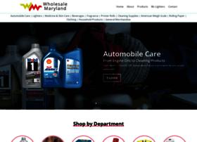 wholesalemaryland.com