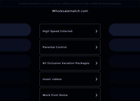 wholesalematch.com