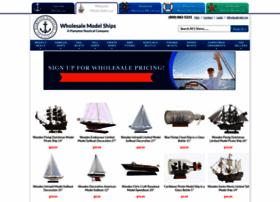 wholesalemodelships.com