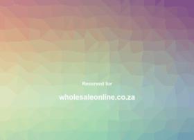 wholesaleonline.co.za