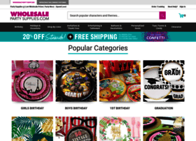 wholesalepartysupplies.com