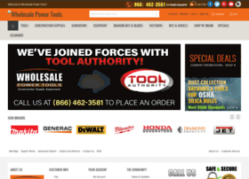 wholesalepowertools.com