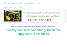 wholesaleproducemarket.com