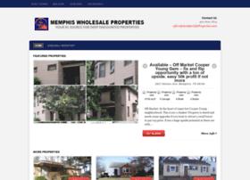 wholesalepropertiesinmemphis.com
