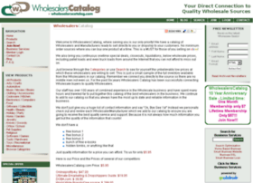 wholesalerscatalog.com