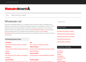 wholesalersnetwork.com