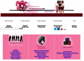 wholesalesarong.com