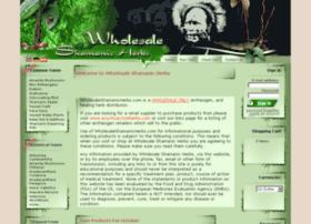 wholesaleshamanicherbs.com