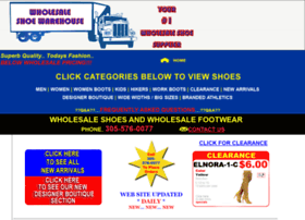 wholesaleshoewarehouse.com