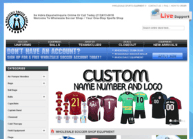 wholesalesoccershop.com