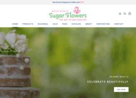 wholesalesugarflowers.com