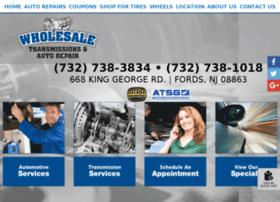 wholesaletransrepair.com