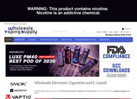 wholesalevapingsupply.com