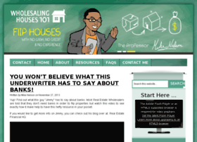 wholesalinghouses101.com