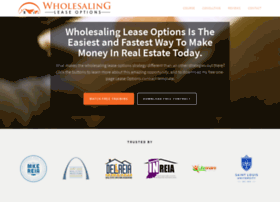 wholesalingleaseoptions.com