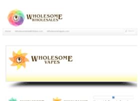 wholesomewholesales.com