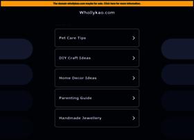 whollykao.com