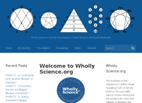 whollyscience.org
