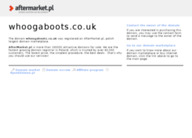 whoogaboots.co.uk