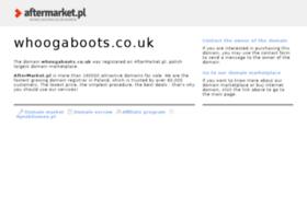 whoogaboots.co.uk