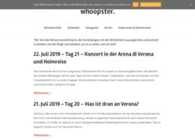whoopster.de