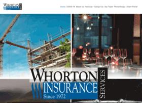 whortonins.com