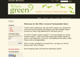 whosgreen.deco-apparel.com