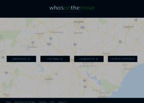 whosonthemove.com