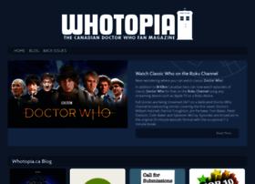 whotopia.ca