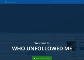 whounfollowedme.org