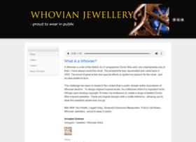whovianjewellery.com