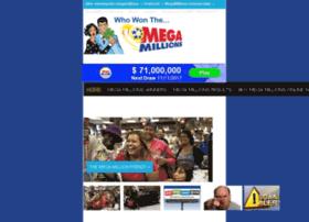 whowonthemegamillions.com