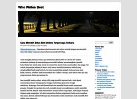 whowritesbest.com