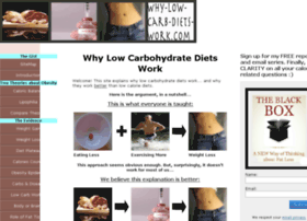 why-low-carb-diets-work.com