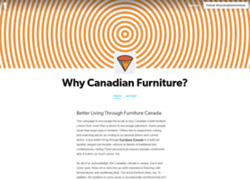 whycanadianfurniture.tumblr.com